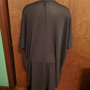 Forever 21 long open sweater